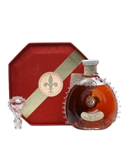 Remy Martin Louis XIII Cognac Baccarat Crystal Bottled 1970s 70cl / 40%