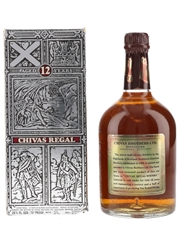 Chivas Regal 12 Year Old Bottled 1970s-1980s 75.7cl / 43%