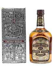 Chivas Regal 12 Year Old Bottled 1970s-1980s 75.7cl / 43%