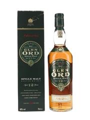 Glen Ord 12 Year Old Bottled 2000s 70cl / 40%