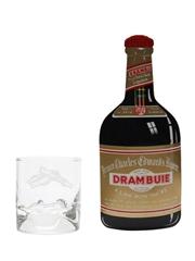 Drambuie Tumbler & Sticker