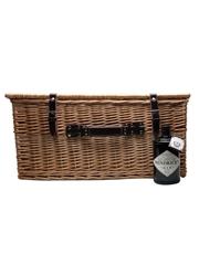 Hendrick's Gin Original Hamper Set Includes Tea Set, Glasses, Pourer & Accesories 70cl / 41.4%