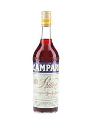 Campari Bitter Bottled 1970s 73.8cl / 24%