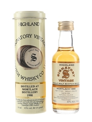 Mortlach 1990 14 Year Old Signatory Vintage 5cl / 43%