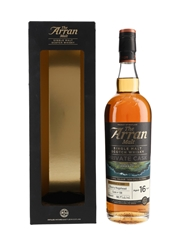 Arran 2000 16 Year Old Sherry Hogshead No. 130 Whisk-e Ltd. - Private Cask 70cl / 56.7%