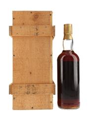 Macallan 1957 25 Year Old Anniversary Malt Bottled 1983 75cl / 43%