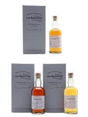 The Balvenie 12, 14 & 15 Year Old
