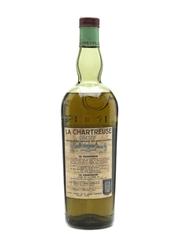 Green Chartreuse Bottled 1956-1964 75cl