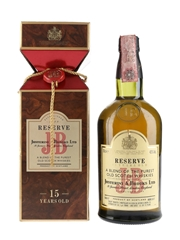 J & B 15 Year Old Reserve