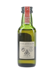 Lagavulin 16 Year Old Bottled 1990s - White Horse Distillers 5cl / 43%