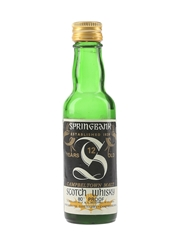 Springbank 12 Year Old Bottled 1970s 5cl / 46%