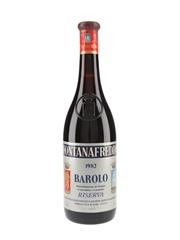 Fontanafredda Barolo 1982