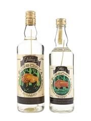 Polmos Zubrowka Bison Grass Vodka