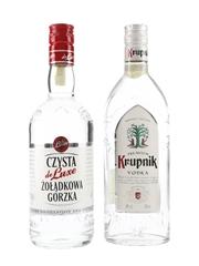 Krupnik & Zoladskowa Vodka