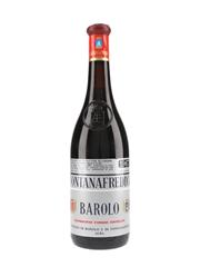 Fontanafredda Barolo 1967