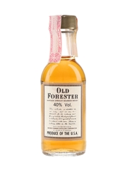 Old Forester Bottled 1970s 5cl / 40%