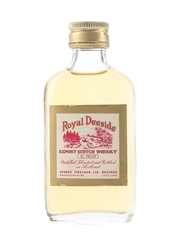 Royal Deeside Bottled 1960s - George Strachan Ltd. 5cl / 40%