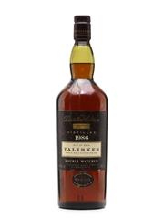Talisker 1986 Distillers Edition 1 Litre
