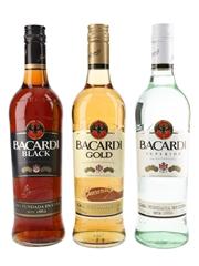 Bacardi Superior, Black & Gold