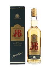 J & B Exception 12 Year Old Pure Malt