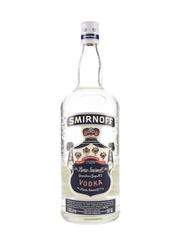 Smirnoff 100 Proof Blue Label