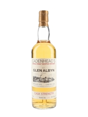 Glen Albyn 1975 Cask Strength