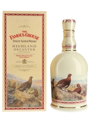 Famous Grouse Highland Decanter