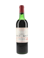 Chateau Lynch Bages 1976