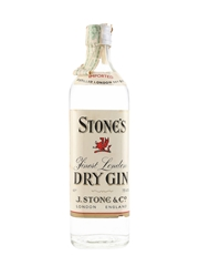 Stone's London Dry Gin