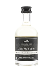 The Lakes Malt Spirit Founders' Club Limited Edition 5cl / 40%