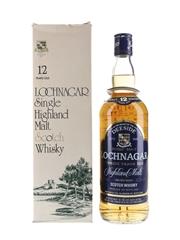 Lochnagar 12 Year Old Bottled 1980s 75cl / 40%
