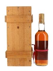 Macallan 1950 Handwritten Label Bottled 1980 - Rinaldi 75cl / 43%