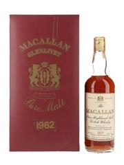 Macallan 1962 Campbell, Hope & King