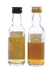 Bruichladdich 1991 & 15 Year Old  2 x 5cl