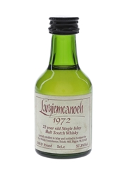 Largiemeanoch 1972 22 Year Old The Whisky Connoisseur 5cl / 57.3%