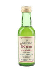 Bunnahabhain 1978 James MacArthur's - 500th Anniversary of Scotch Whisky 5cl / 52.4%