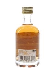 Bowmore 2002 6 Year Old Opulent Cigar Malt Bottled 2008 - Murray McDavid 5cl / 46%