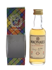 MacPhail's Special 5 Year Old Bottled 2000s 5cl / 40%