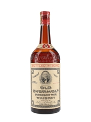 Old Overholt 6 Year Old Straight Rye Whisky Bottled In Bond