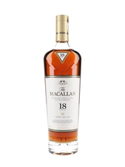 Macallan 18 Year Old Sherry Oak