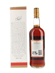 Macallan 10 Year Old Cask Strength Signed By Bob Dalgarno, 2002 100cl / 58.8%