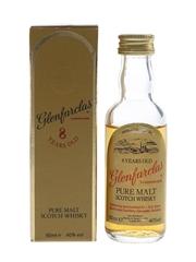 Glenfarclas 8 Year Old Bottled 1980s 5cl / 40%
