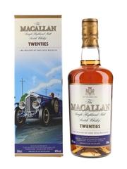 Macallan Travel Series Twenties