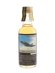 Bowmore 10 Year Old RAF Collection Miniatura Collectives - 'Black Mike' Squadron 5cl / 43%