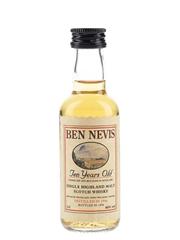 Ben Nevis 1986 10 Year Old Bottled 1996 5cl / 46%