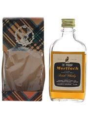 Mortlach 70 Proof Bottled 1970s - Gordon & MacPhail 5cl / 40%
