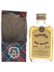 Tamdhu 8 Year Old Bottled 1970s-1980s - Gordon & MacPhail 5cl / 40%