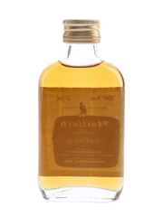Mortlach 100 Proof Bottled 1980s - Gordon & MacPhail 5cl / 57%