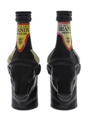 Bartolome Canellas Bull Head Brandy  2 x 4.5cl / 35%
