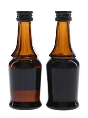 Bols Apricot & Cherry Brandy  2 x 4cl
